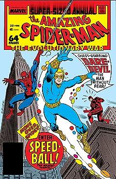 Amazing Spider-Man (1963-1998) Annual #22