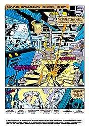 Avengers (1963-1996) Annual #17