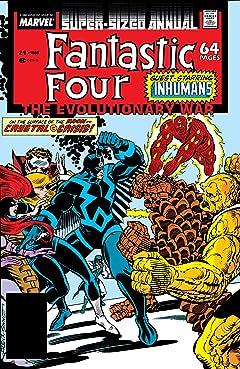 Fantastic Four (1961-1996) Annual #21