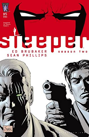 Sleeper: Season Two #5 (of 12)