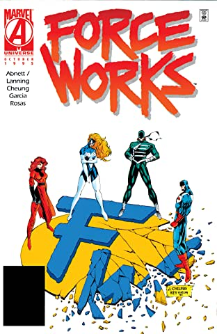 Force Works (1994-1996) #16
