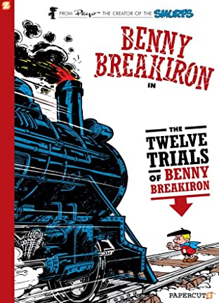 Benny Breakiron Vol. 3: The Twelve Trials of Benny Breakiron
