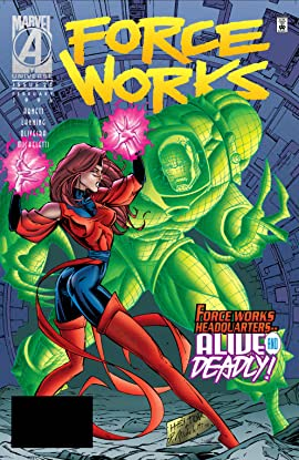 Force Works (1994-1996) #20