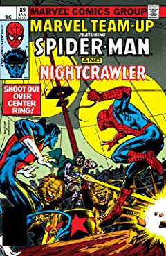 Marvel Team-Up (1972-1985) #89