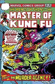 Master of Kung Fu (1974-1983) #40