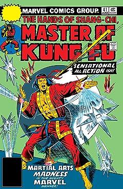 Master of Kung fu (1974-1983) #41