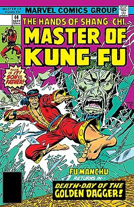 Master of Kung Fu (1974-1983) #44