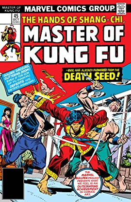Master of Kung Fu (1974-1983) #45