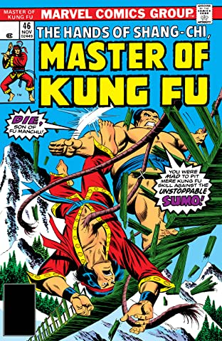 Master of Kung fu (1974-1983) #46