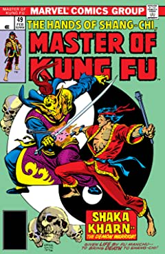 Master of Kung fu (1974-1983) #49