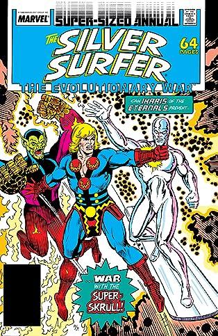 Silver Surfer (1987-1998) Annual #1