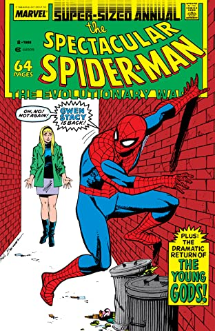Peter Parker, The Spectacular Spider-Man (1976-1998) Annual #8