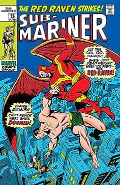 Sub-Mariner (1968-1974) #26