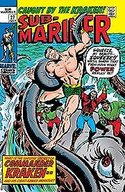 Sub-Mariner (1968-1974) #27