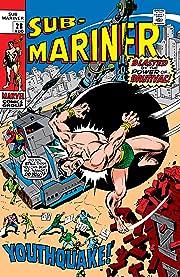 Sub-Mariner (1968-1974) #28