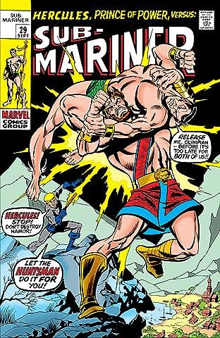 Sub-Mariner (1968-1974) #29