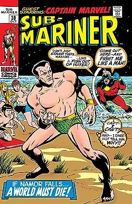 Sub-Mariner (1968-1974) #30