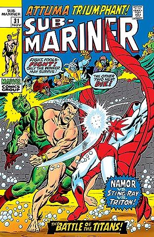 Sub-Mariner (1968-1974) #31