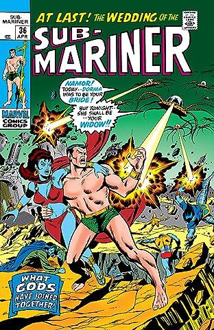 Sub-Mariner (1968-1974) #36