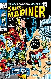 Sub-Mariner (1968-1974) #37