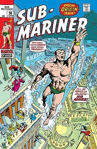 Sub-Mariner (1968-1974) #38