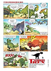 Dinosaurs Vol. 1: In the Beginning