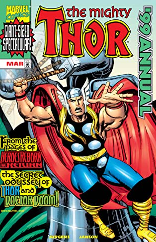 Thor (1998-2004) Annual '99 #1