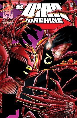 War Machine (1994-1996) #23