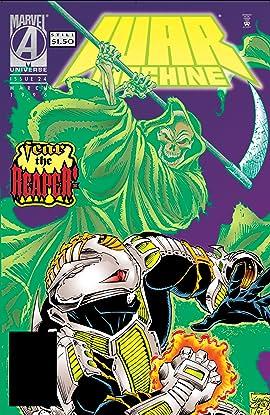 War Machine (1994-1996) #24