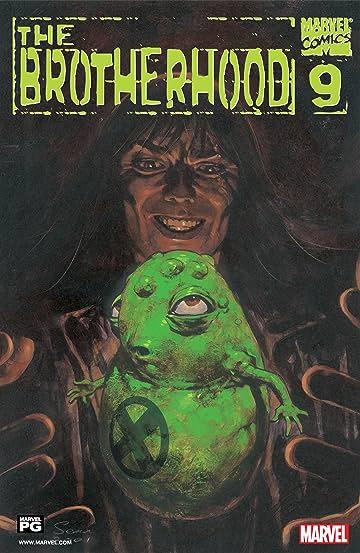 The Brotherhood (2001-2002) #9