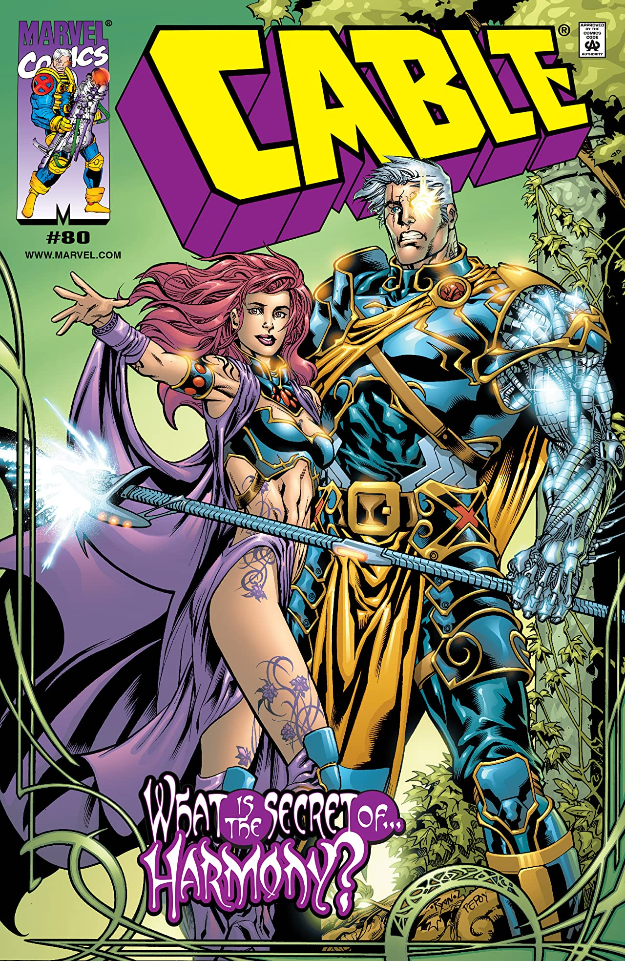 Cable (1993-2002) #80