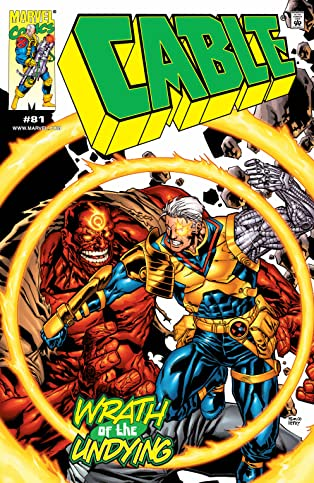 Cable (1993-2002) #81