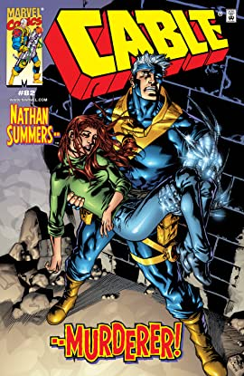 Cable (1993-2002) #82