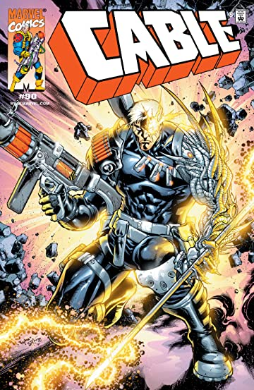 Cable (1993-2002) #90