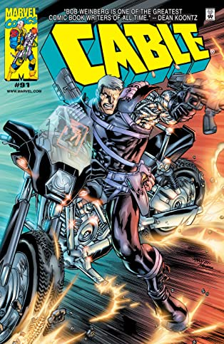 Cable (1993-2002) #91