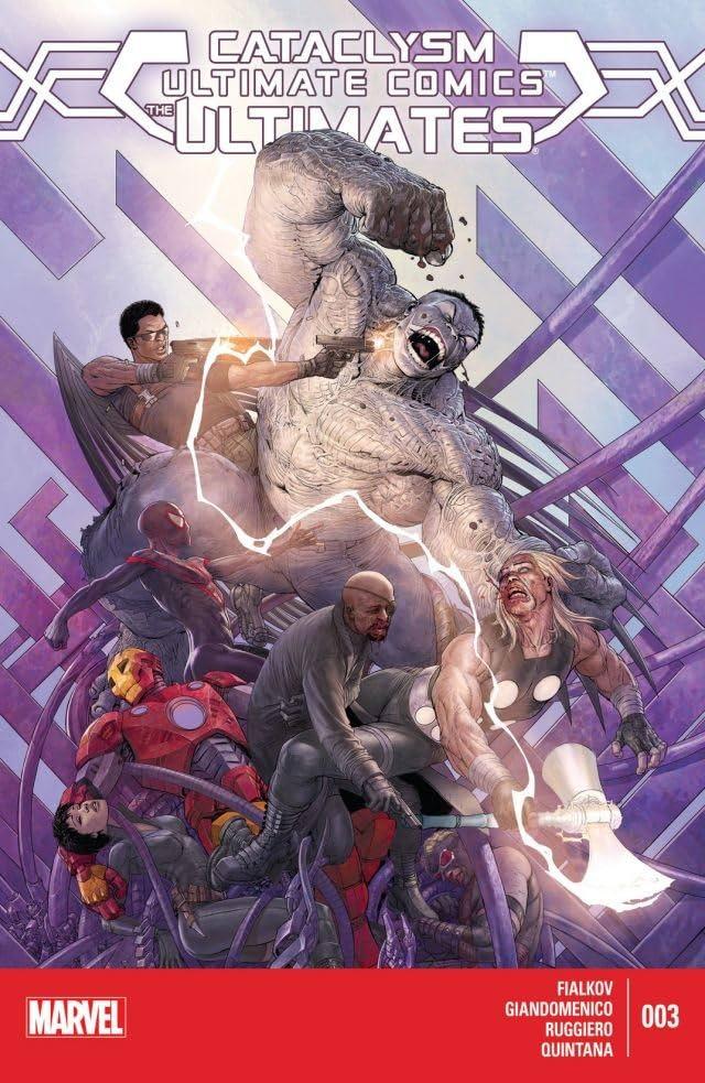 Cataclysm: Ultimate Comics Ultimates No.3 (sur 3)