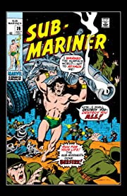Sub-Mariner (1968-1974) #39