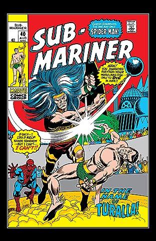 Sub-Mariner (1968-1974) #40