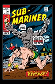 Sub-Mariner (1968-1974) #41