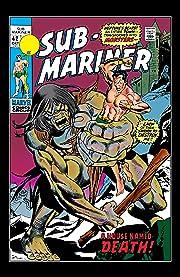 Sub-Mariner (1968-1974) #42