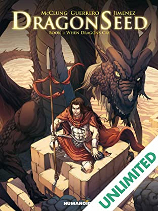 Dragonseed Vol. 1