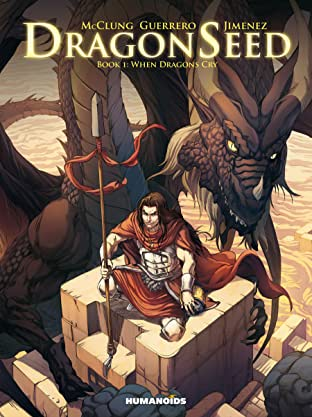 Dragonseed Tome 1