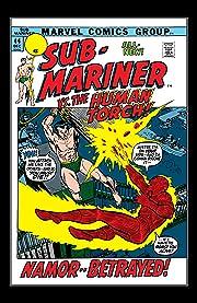 Sub-Mariner (1968-1974) #44