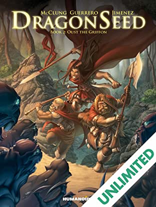 Dragonseed Vol. 2
