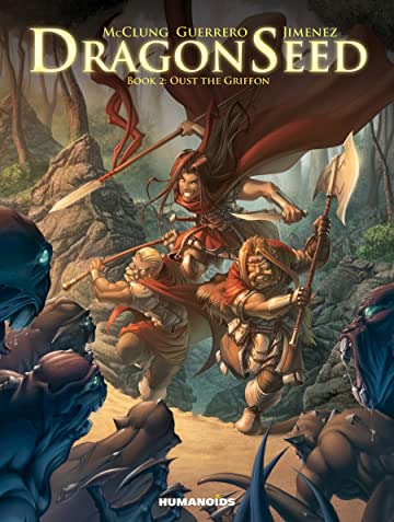 Dragonseed Tome 2