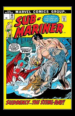 Sub-Mariner (1968-1974) #46