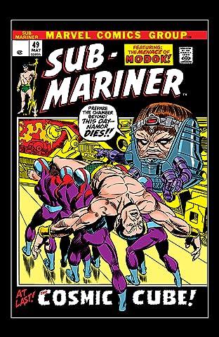Sub-Mariner (1968-1974) #49