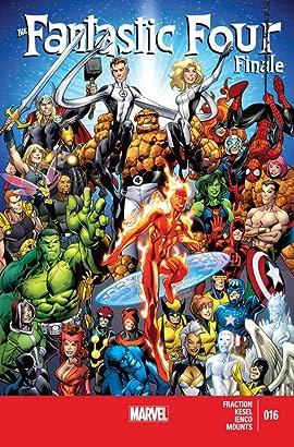 Fantastic Four (2012-2014) #16