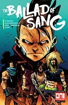 The Ballad of Sang #2