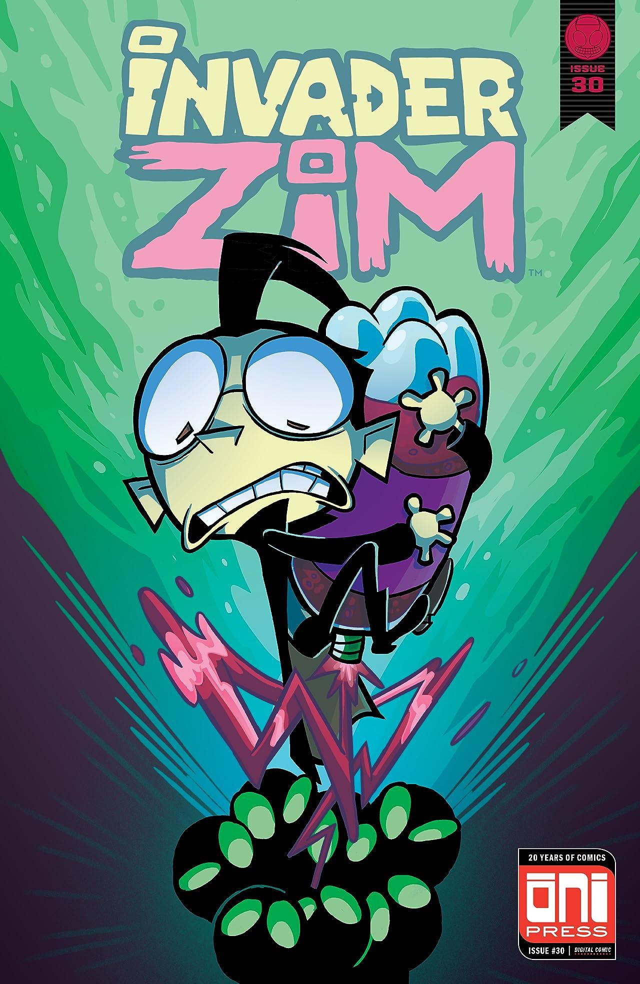 Invader Zim #30
